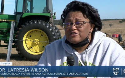 Long Legacy of Institutional Racism for Area Black Farmers